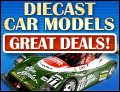 Diecast Car Models Coupons