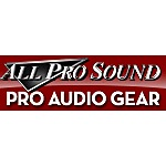 All Pro Sound Coupon